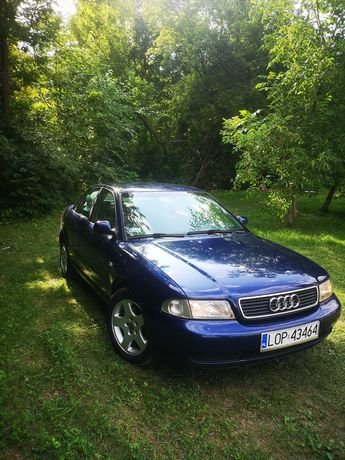 Audi A4B5 1.8 ADR GAZ sekwencja