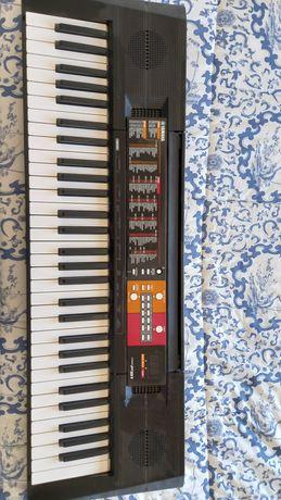 Vendo/troco bandolim e teclado (como novos)