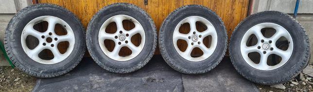KOŁA do Volkswagen Touareg 17x5x11 235/65/R17 104T