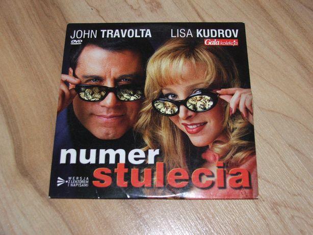 Numer stulecia John Travolta, Lisa Kudrow DVD