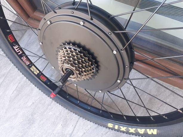 Zestaw konwersyjny na rower elektryczny wodoodporny 2000w