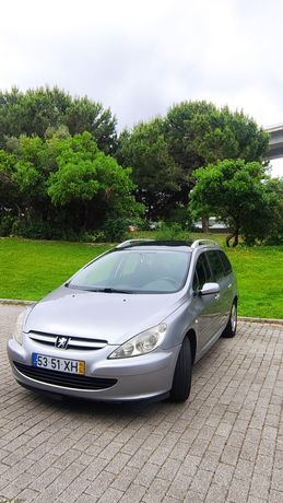 Peugeot 307 SW 1.6 HDI 110cv - Carrinha 7 Lugares