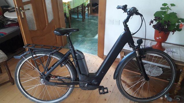 Велосипед електричний