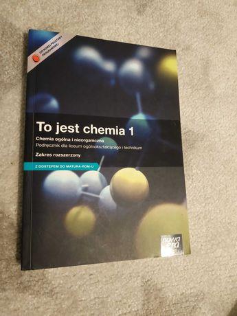 To jest chemia 1 podręcznik zakres rozszerzony