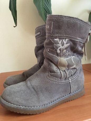 Чоботи 28 р. ботинки, черевики,чобітки осінні