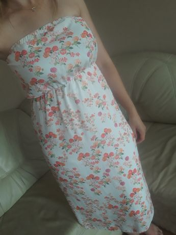 śliczna MIDI sukienka New Look r.M