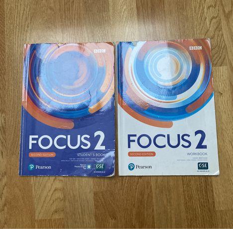Focus 2 student's book,workbook