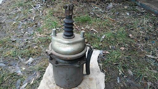 энергоаккумулятор КамАЗа