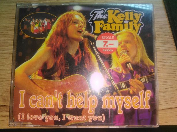 The Kelly Family - I can`t help myself singiel