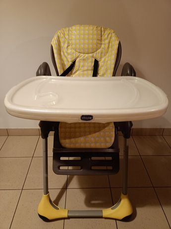 Krzesełko Chicco 2w1