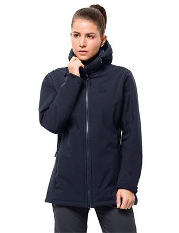 куртка женская Jack Wolfskin на меху с капюшоном Германия