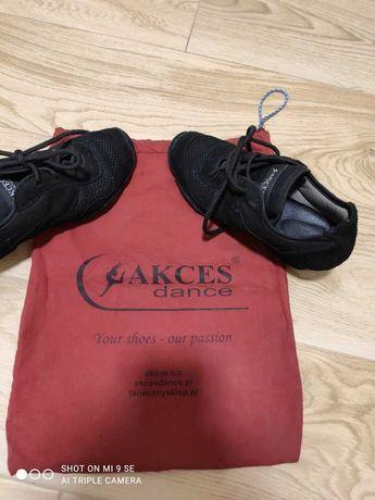 Profesjonalne buty do treningów taniec towarzyski r. 35