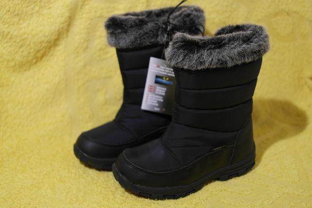 Термо сапожки ботинки зима Basecamp 32-34р