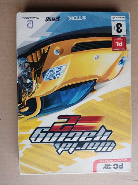 World Racing 2 PC polska wersja