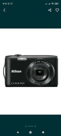 Фотоаппарат Nikon S3200 новый