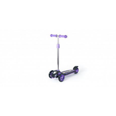 Детский трёхколесный самокат Оrion 00164 фиолетовый