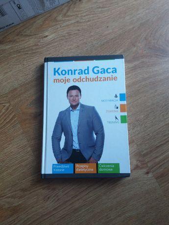 Książka Konrada Gacy