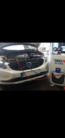 Serwis samochodowy klimatyzacji samochodowej usługi blacharskie