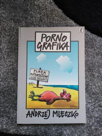Mleczko Andrzej - Porno grafika Andrzej Mleczko