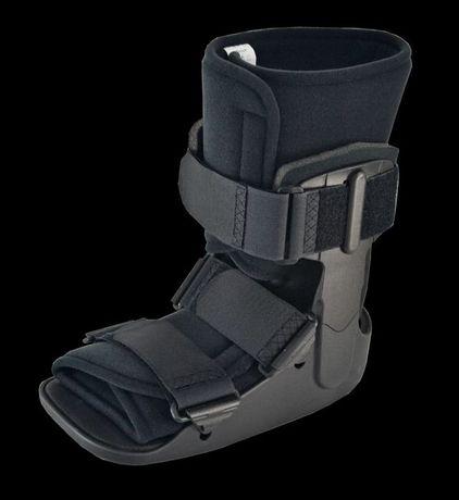 Orteza stawu skokowego but ortopedyczny Jura Fixed Walker