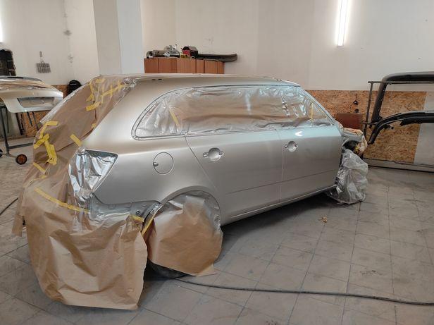 Фарбування,полірування авто