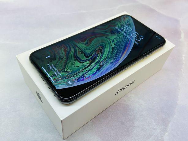 iPhone XS MAX 64GB SPACE GRAY • GW 12 msc • DARMOWA wysyłka • FAKTURA
