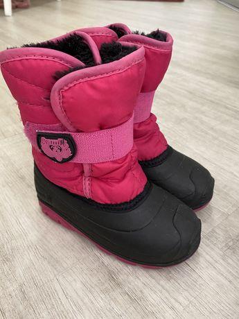 Детские сапожкчки 24-25, сапоги, ботинки