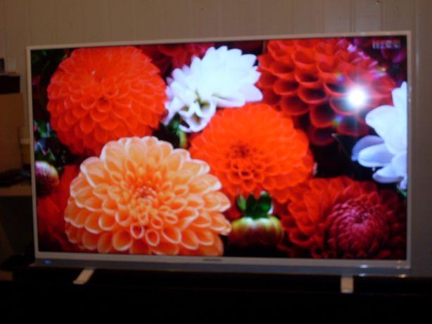 Telewizor Biały Grundig 55 cali Smart wifi Super Stan
