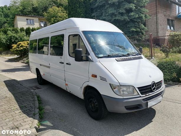 Mercedes-Benz Sprinter  313  Fabryczny Autobus 18+1