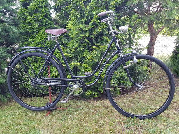 Stary Zabytkowy Rower Orginalny VATERLAND 1940-50r 2 Biegi w Piaście