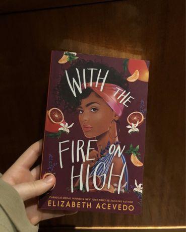 Książka with the fire on high Elizabeth Acevedo