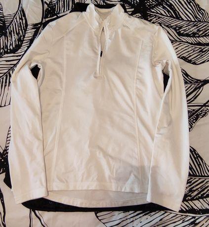 Bluzka jeździecka, CRW biała