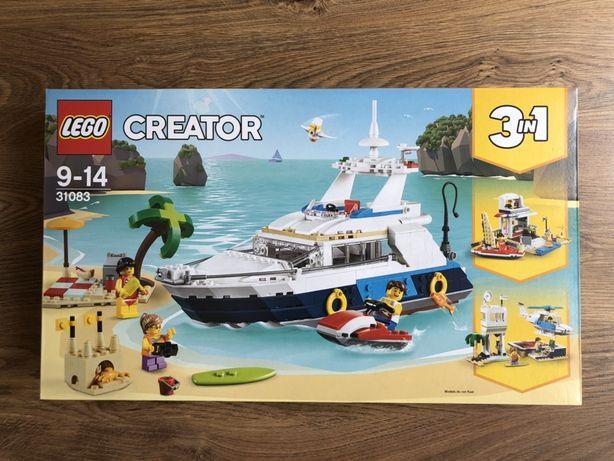 Lego Creator 31083-Przygody w podróży
