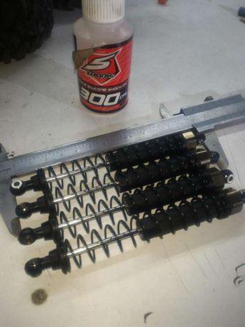 Suspensão 130mm crawler