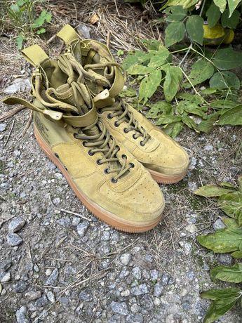 Nike Sf Af1 Mid Desert Moss Desert Moss