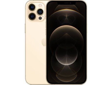 Iphone 12 pro max gold novo 128GB