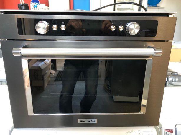 Piekarnik parowy kompaktowy kitchenaid KOQCXB 45600