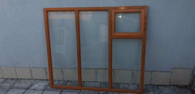 Окна деревянные рамные