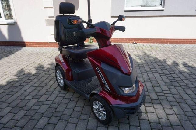 Wózek , skuter inwalidzki elektryczny składany royale 4
