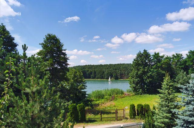 Wynajmę domek letniskowy nad jeziorem Głuszyńskim