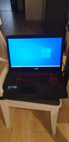 Asus ROG G751J 17.3 i7-4710HQ GTX970M 20GB RAM 256 GB SSD 1 TB HDD W10