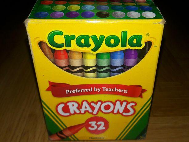 Карандаши Crayola 32 штуки Оригинал В хорошем состоянии
