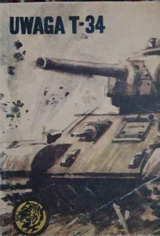 Magnulski Janusz Uwaga T-34