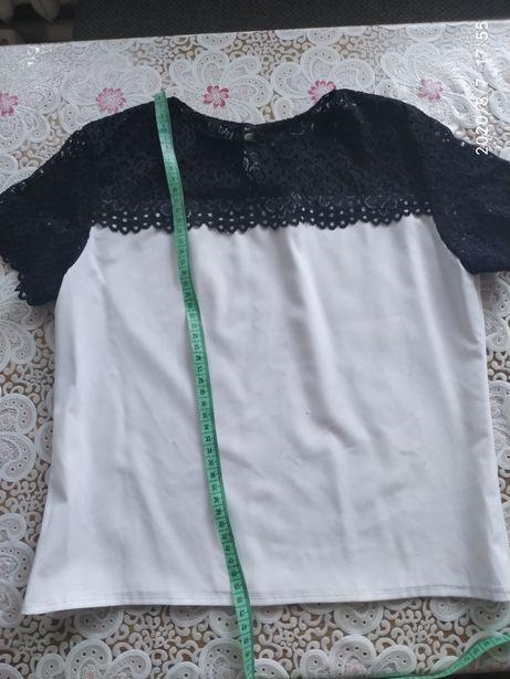Школьные блузки на девочку
