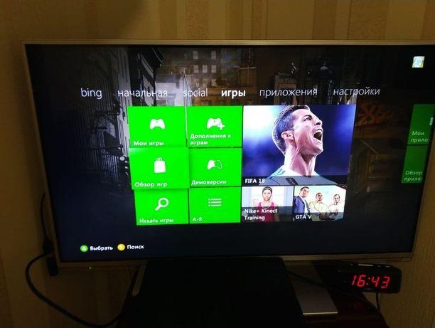 Продам Xbox 360е.
