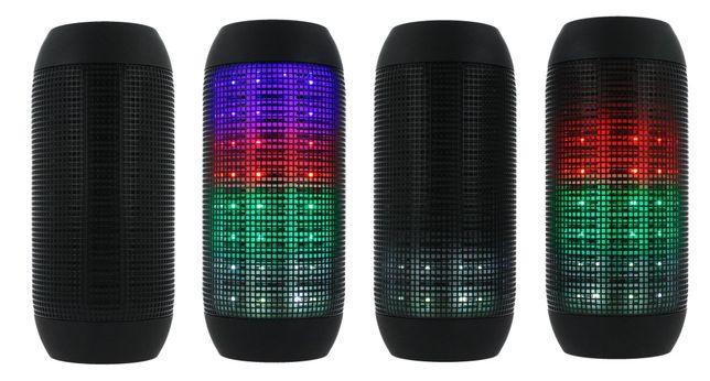 Głośnik PULSE, JBL PULSE, Bluetooth, bezprzewodowy, z radiem, LED