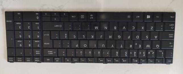 Vendo teclado para computador portátil Toshiba