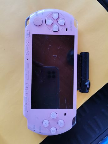 Vendo PSP para peças