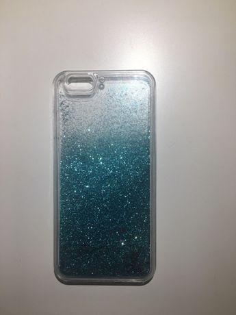 Case / Obudowa na iphone 6/6s z drobinkamk