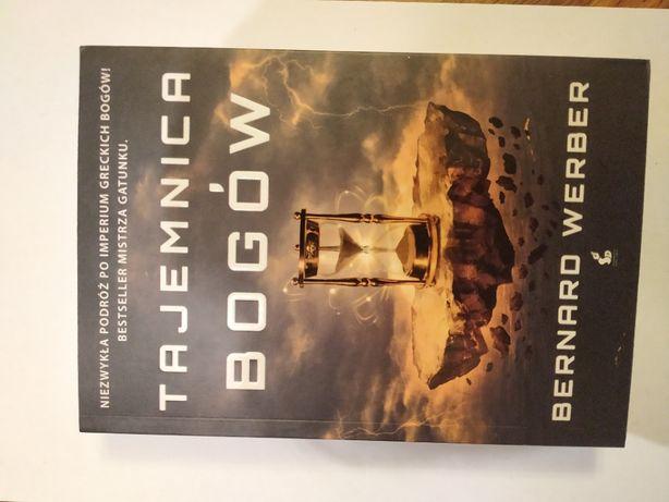 NOWA książka Tajemnica Bogów Bernard Werber